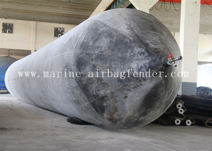 Sunken Ship Lifting Marine Salvage Airbags Inflatable ISO 17357 Standard